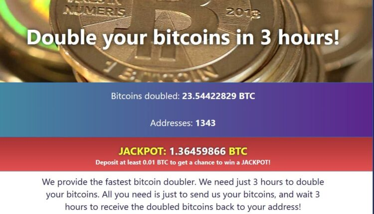 Bitcoin Doubler Lite Version 2017